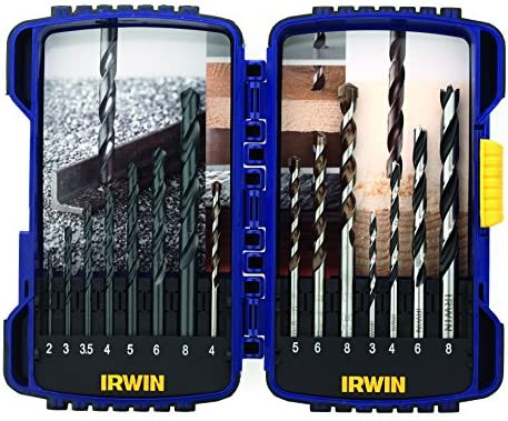 IRWIN Joran Pro Drill Bit Set of 15