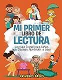 Mi primer libro de lectura es una herramienta para que los lectores principiantes aprendan cómo leer. Es un buen paso para aquellos niños que han dominado el alfabeto y los sonidos de cada letra. Incluye oraciones cortas, palabras familiares ...