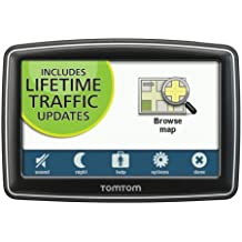 TomTom XL 350T 4.3-Inch Portable GPS Navigator (Lifetime Traffic Edition)(Discontinued by Manufacturer)