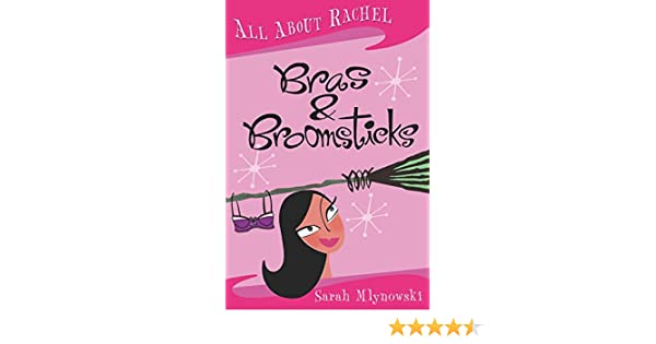 The Book Bras And Broomsticks