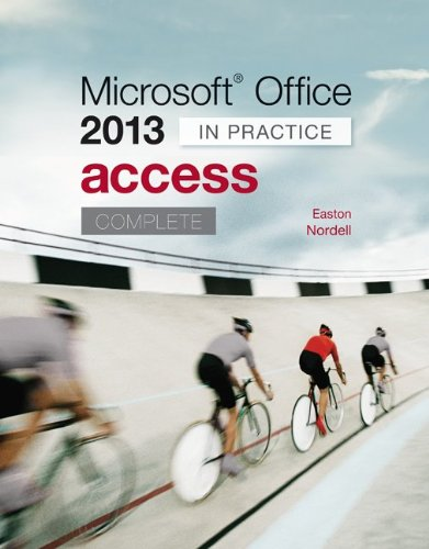Office Depot Desktop Computers (Microsoft Office Access 2013 Complete: In Practice)