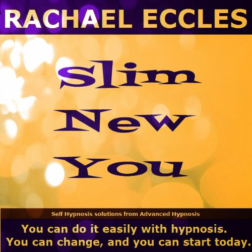 Price comparison product image Slim New You: The Advanced Hypnosis Weight Loss Program (3 CDs), Lose Weight with Self Hypnosis, Hypnotherapy