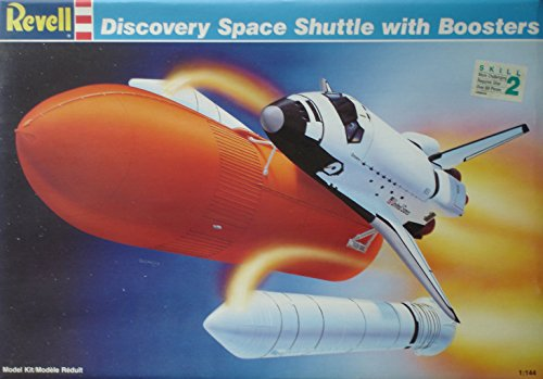 revell space shuttle discovery - 3
