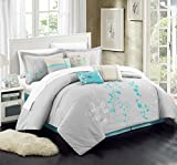 Best Better Homes & Gardens Comforters - Chic Home 8 Piece Bliss Garden Comforter Set Review