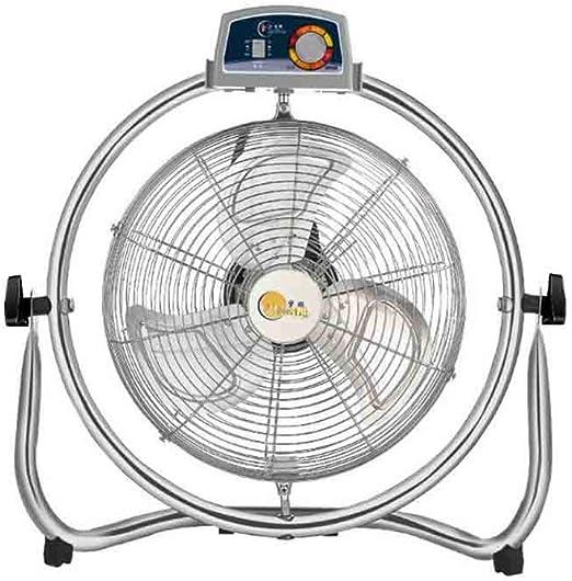 Sunny Ventilador Industrial de Piso de Alta Velocidad, Ventilador ...