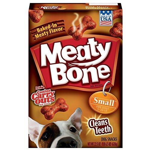 Meaty Bone Small Dog Snacks, 22.5-Ounce by Meaty Bone