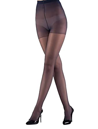 Womens navy pantyhose