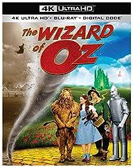 Wizard of Oz (4K Ultra HD + Blu-Ray + Digital)]]>