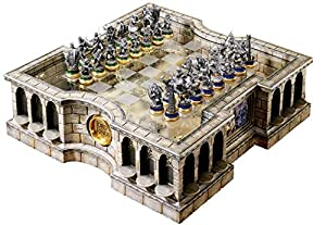 The Lord of the Rings Collector's Chess Set