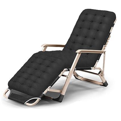 Amazon.com: XEWNEG Silla plegable de oficina, silla de ...