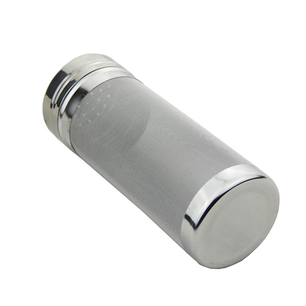 300 Micron Stainless Keg Dry Hopper Filter Hoping HomeBrew 70mm x 180mm Dry Hop 2.5 GALLON KEGS Mangobuy