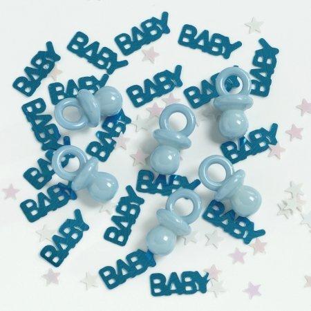 UPC 073525539744, Creative Converting 020018 Confetti Plus Its a Boy Pacifier 12 Counts
