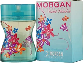 Morgan Sweet Paradise By Parfums Morgan For Women Edt Spray 3.4 Oz