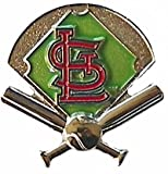 MLB St. Louis Cardinals Field Pin