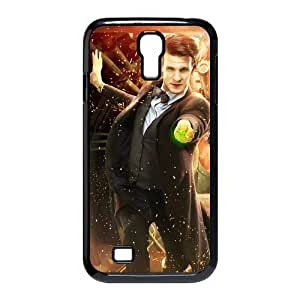 Customize Doctor Who Police Box Back Case for Samsung Galaxy S4 I9500 hjbrhga1544