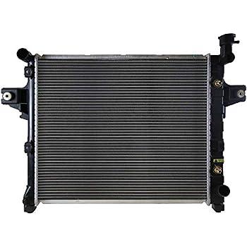 Depo 333-56003-010 Radiator JEEP GRAND CHEROKEE 4.7L V8 01-04