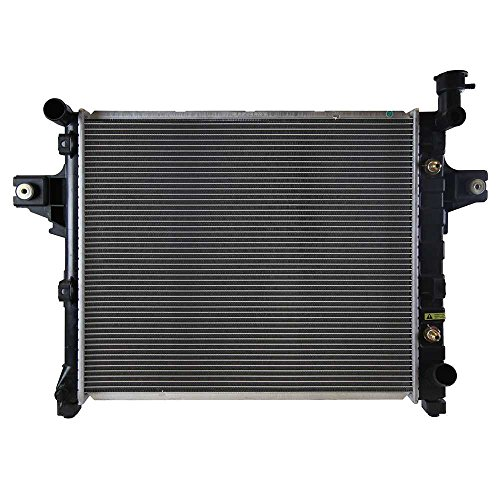 02 jeep grand cherokee radiator - 5