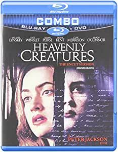Heavenly Creatures: Uncut - 15th Anniversary Edition [Blu-ray + DVD]