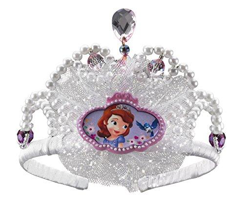 Sofia The First Adult Costumes (56726 Sofia The 1ST Tiara Girls Disney Princess Tiara)