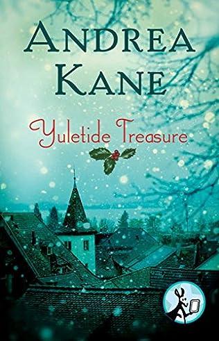 book cover of Yuletide Treasure
