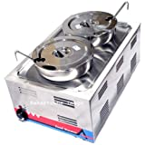 Commercial Kitchen Portable Steam Table Food Warmer Soup Station Set