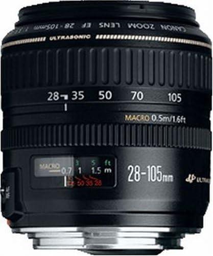 Canon Ef 28 105mm 3 5 4 5 Ii Usm Objektiv Kamera