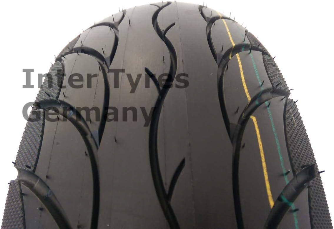 3.50-10 S1301 NaRubb Rollerreifen 51J 4PR TL NEU Moped Scooter Reifen