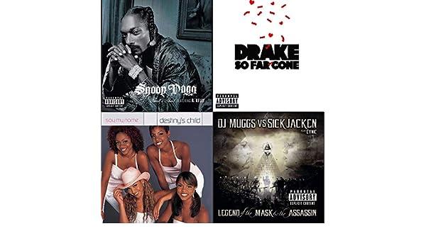 Las mejores canciones de Rap de los 2000 de Timbaland, Lil Wayne, Webbie, Jay-Z, Nas, El Chojin, Boosie Badazz, The RZA, Big Head, Juicy J, Busta Rhymes, ...