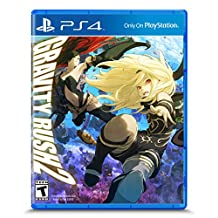 Gravity Rush 2 - PlayStation 4 Standard Edition