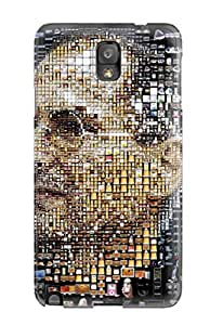 Best 8578321K93029493 Galaxy Note 3 Case Cover Steve Jobs Commemorative Case - Eco-friendly Packaging