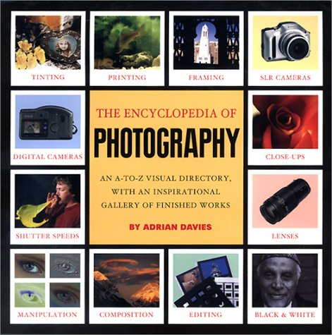 Download Encyclopedia Of Photography Techniques: An A-z Directory, With An Inspirational Gallery Of Finished Works pdf epub