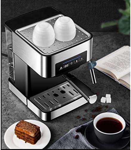 MJYDQ Café Espresso Machine Semi Automatique Expresso café Maker Poudre à Espresso