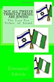 Not All Twelve Tribes of Israel Are Jewish, Emmanuel Adetula, 0979813670
