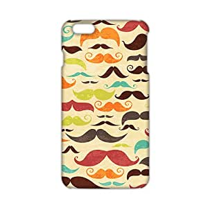 Ultra Thin Beard 3D Phone Case for iPhone 6 Plus