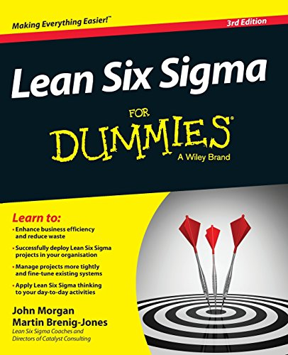 Lean Six Sigma For Dummies