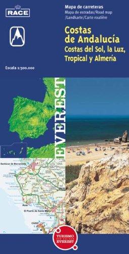 Costas De Andalucia Costas Del Sol La Luz Tropical Y Almeria