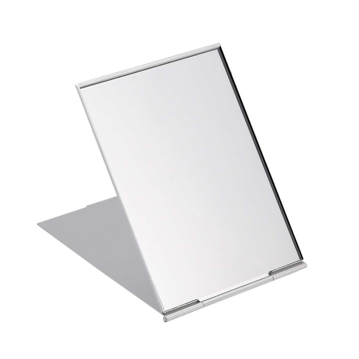frcolor Portable Folding Mirror Only Hand Travel Shower Shaving Mirror