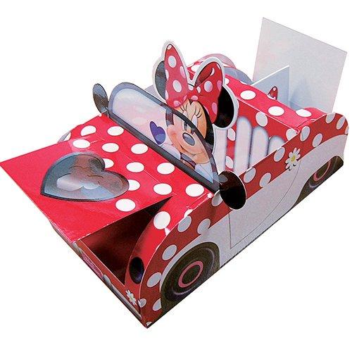 Disney Unique Party 71275 Minnie Mouse Party Food Box