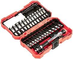 AmazonBasics 29-Piece Precision Hobby Knife Set