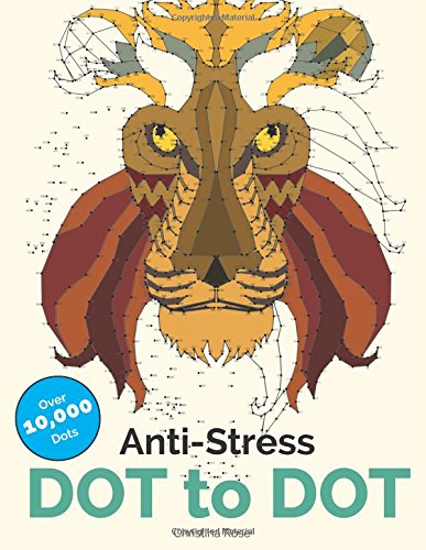 Amazon.com: Anti-Stress Dot To Dot: Relaxing & Inspirational Adult ...