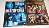 Marlon Brando DVD 2-Pack: Teahouse of the August Moon, A Streetcar Named Desire, Julius Caesar, Reflections in a Golden Eye, On the Waterfront Special Edition <5-film 2-Pack>