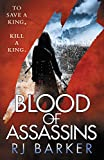 Blood of Assassins (The Wounded Kingdom (2))