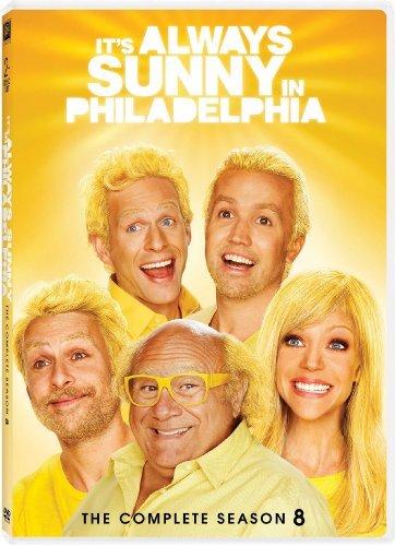It's Always Sunny in Philadelphia: The Complete Season 8 by