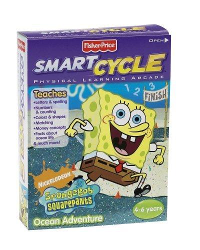 Smart Cycle Sponge Ocean Sponge Bob Bob Software Cycle [並行輸入品] B01K1W84X6, アメリカンコスチューム:6ebf390d --- publishingfarm.com