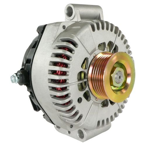 DB Electrical AFD0044 New Alternator For Ford 3.4L 3.4 Taurus 96 97 98 99 1996 1997 1998 1999, 3.8L 3.8 Windstar 96 97 98 1996 1997 1998 334-2269 112945 F68U-10300-AD F68Z-10346-AD F6DU-10300-DB 7779 1998 Ford Windstar Alternator