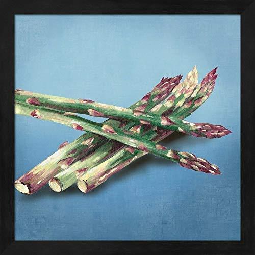 Metaverse Asia Jensen 'Asparagus' Framed Art ()
