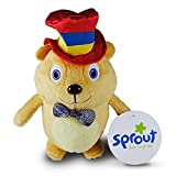 """Hatty is the perfect playmate! This high-quality 6"""" plush is the perfect-sized companion to come along for all of life's adventures. Collect the entire Ruff-Ruff, Tweet, and Dave plush set! Recommended for kids of all ages."""