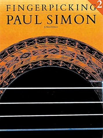Fingerpicking Rock - Fingerpicking Paul Simon 2 (Volume 2)