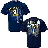 NASCAR 2017 Drivers Schedule Racing T-Shirt (#4 Kevin Harvick, Medium)