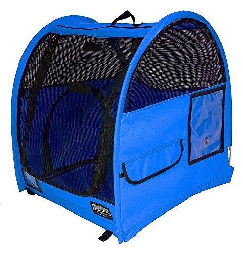 Sturdi Products Car-Go Single Pop-Up Pet Shelter, Blue Jay